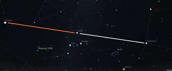 how to see neptune with a telescope