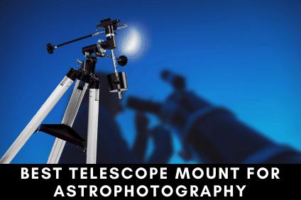 BEST TELESCOPE MOUNT- RESOURCE