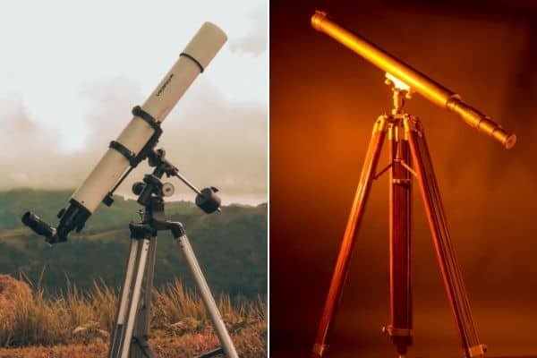 Refractor vs Reflector Telescope For Astrophotography