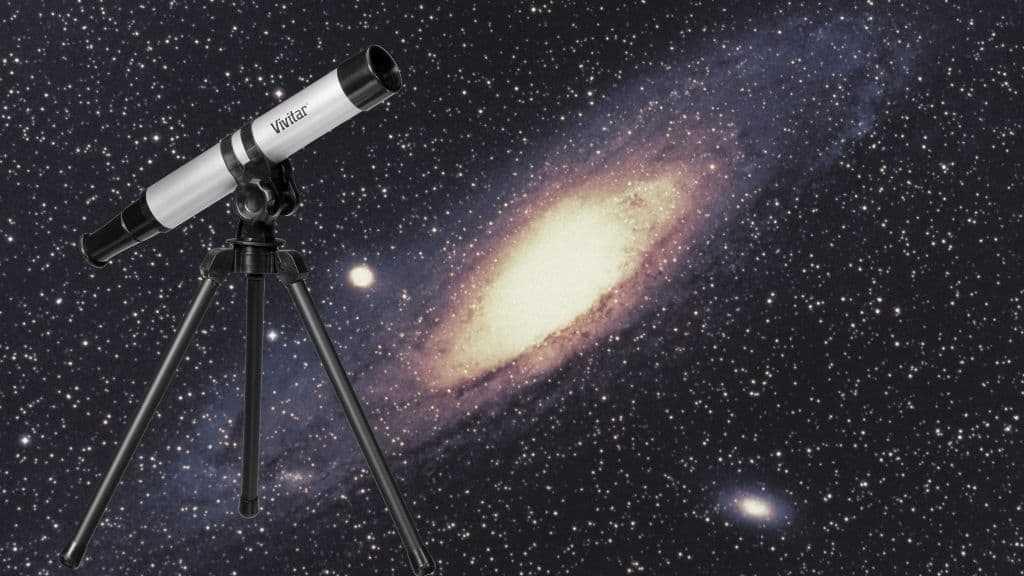 How To Use A Vivitar Telescope