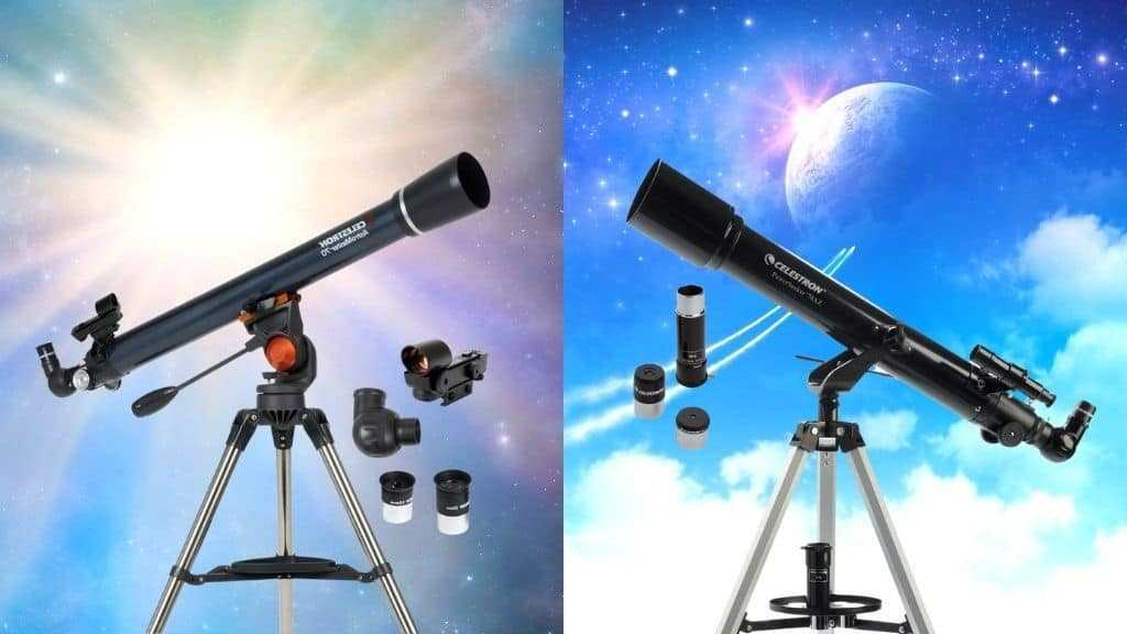 PowerSeeker 70 AZ Vs. AstroMaster 70 AZ